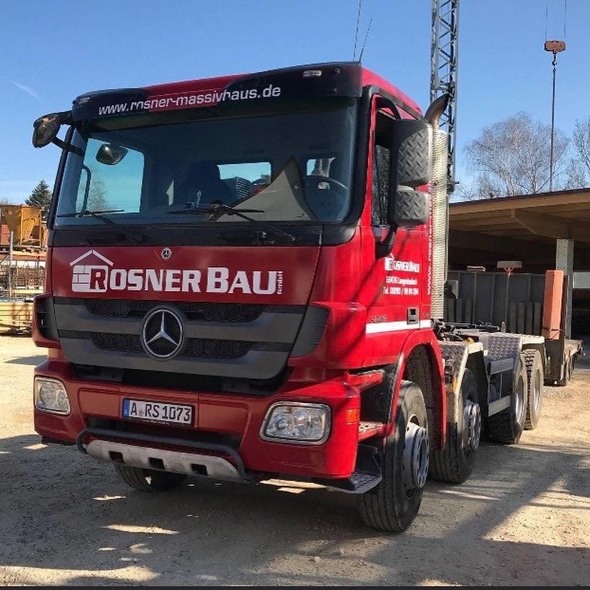 Maschinen und Fuhrpark Rosner Bau GmbH
