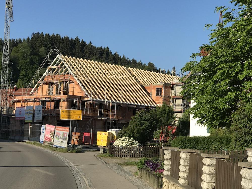 Referenzen Rosner Bau Massivhaus