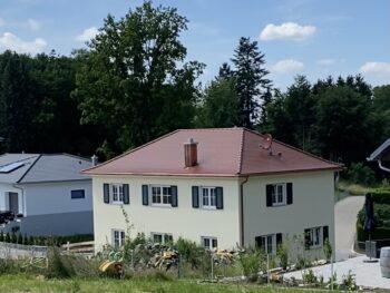 Bauherrentage Hausbesichtigung 14. August 2021 in Thannhausen