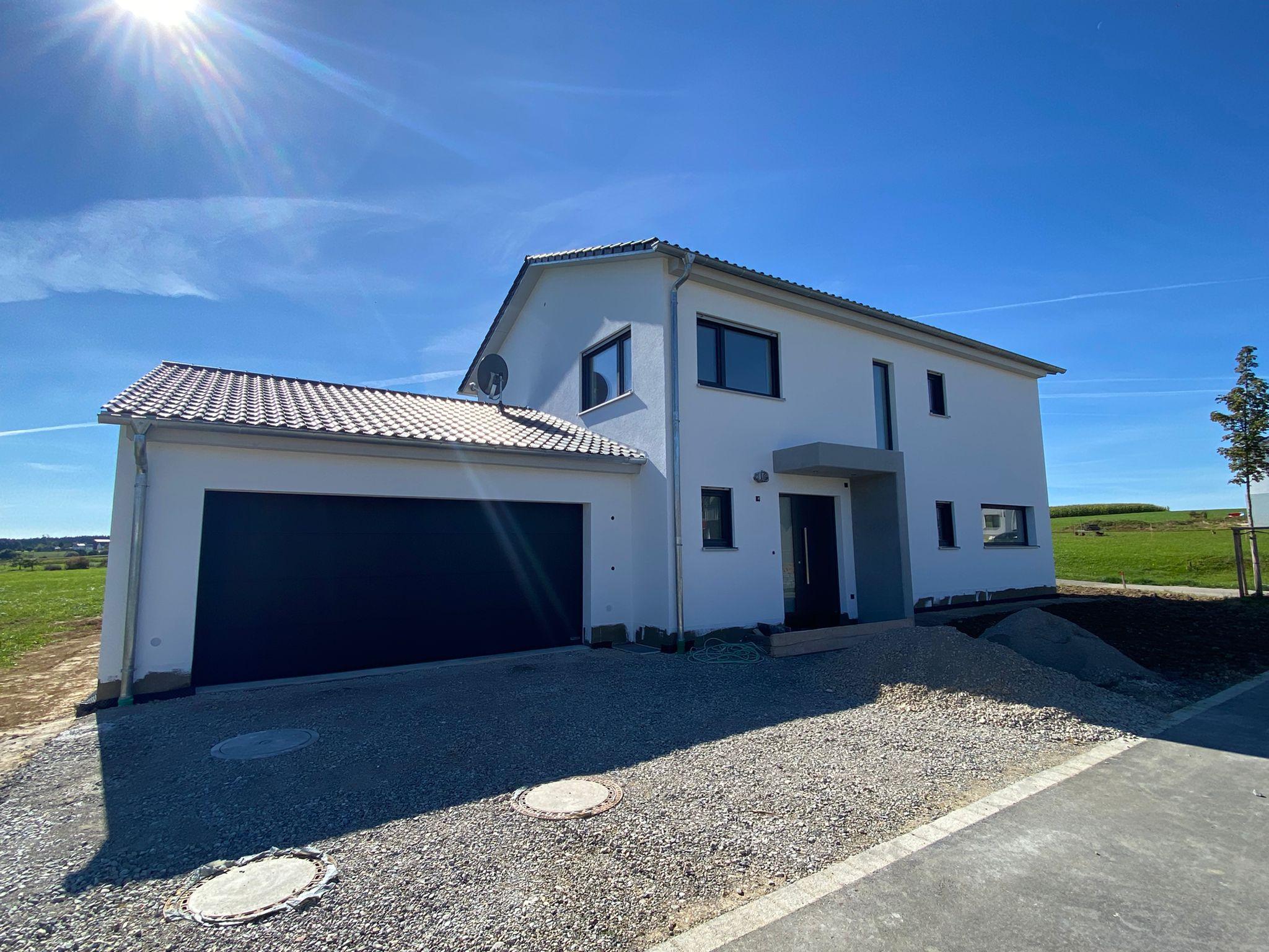 Bauherrentage Hausbesichtigung 16. Oktober und 17. Oktober 2021 in Scherstetten
